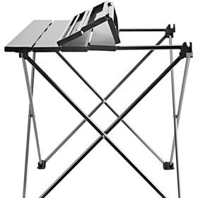 CAMPZ Mesa Enrollable 56x40x40cm Ultra Ligera, silver